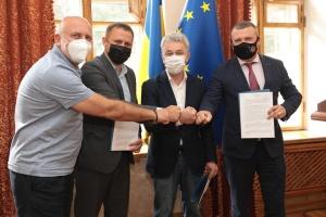 МКИП и Хмельницкая ОГА подписали меморандум о развитии Каменец-Подольского