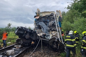 В Чехии - две железнодорожные аварии, есть жертвы