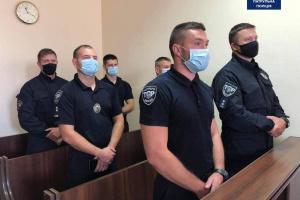 Восемь лет тюрьмы для шестерых полицейских Львовщины - Нацполиция готовит апелляцию