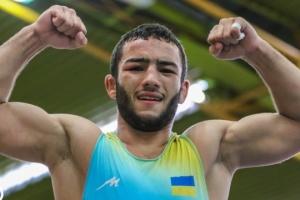 Украинец Насибов выиграл «серебро» токийской Олимпиады в греко-римской борьбе
