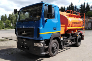 Укроборонпром изготовил партию модернизированных топливозаправщиков