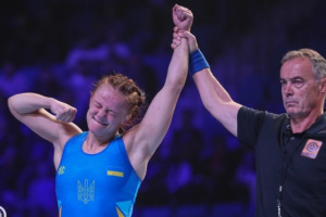 Борчиха Ирина Коляденко стала бронзовой призеркой Олимпиады-2020 в Токио