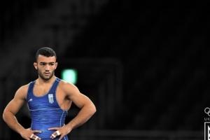 Luchador grecorromano Nasibov se lleva la plata de los Juegos Olímpicos de Tokio