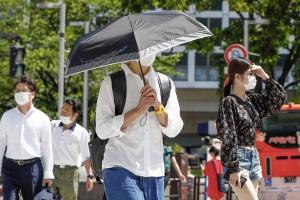 У Токіо зафіксували новий рекорд захворюваності на COVID-19
