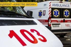 Экстренная медицина Сумщины получила 15 новых спецавтомобилей