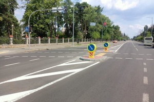 Нові острівці безпеки влаштовують у всіх районах столиці - КМДА