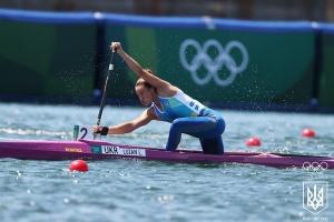 Каноїстка Людмила Лузан виграла «бронзу» Олімпіади-2020