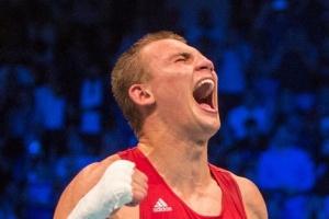 Хижняк вийшов у фінал боксерського турніру Ігор-2020