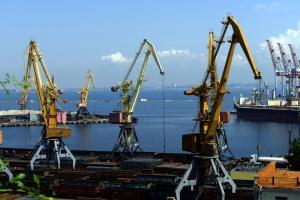 Одеський порт вперше за 6 місяців отримав прибуток