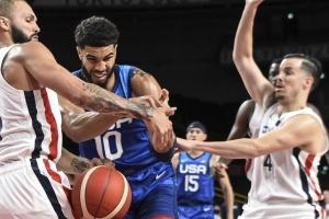 У фіналі Олімпіади-2020 зустрінуться баскетболісти США та Франції