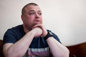 Суд дал разрешение на задержание экс-командира харьковского «Беркута» Шаповалова