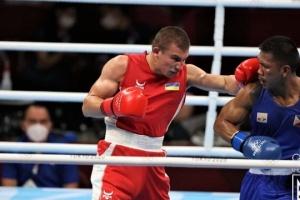 Тренер Хижняка: За вихід у фінал Олександр переміг сильного боксера
