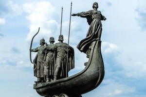 На Дунаї князь Кий заснував місто Києвець, але повернувся додому