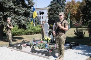 В Марьинке отметили седьмую годовщину освобождения от российской оккупации