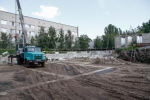 В Кременчуге построят корпуса областного онкодиспансера