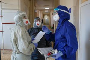 У Києві за добу зафіксували 399 випадків коронавірусу, троє хворих померли