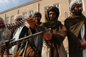 Талибы повесили в афганском городе Герат тела нескольких человек