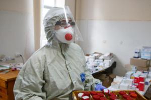 В Україні за добу -  8267 випадків коронавірусу