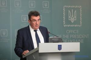 Nationaler Sicherheitsrat erstellt Glossar zu Besatzung der Krim und einzelner Gebiete der Ostukraine durch Russland