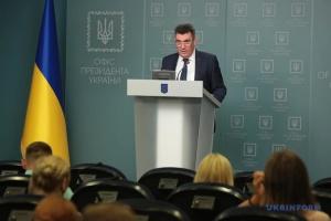 Секретар РНБО: У розшуку за державну зраду - 400 осіб