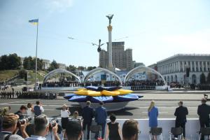Організатори розкрили деталі підготовки «ДНК України» на День Незалежності