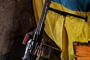 Оккупанты восемь раз срывали «тишину», с начала суток под Крымским ранили бойца ВСУ