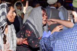 Afghanistan : au moins 85 personnes tués dans les attentats-suicides à l'aéroport de Kaboul