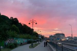 Die Nacht auf 22. Oktober in Kyjiw war die wärmste seit 141 Jahren