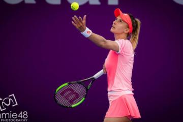 Леся Цуренко выступит в «основе» турнира WTA 250 в Румынии