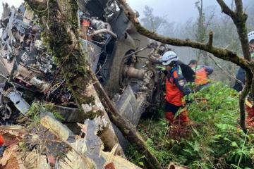 В Калифорнии разбился вертолет, погибли четыре человека
