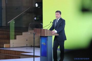 Volodymyr Zelensky : La célébration du 30e anniversaire de l'Indépendance de l'Ukraine comprendra 10 événements principaux