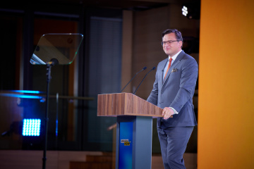 FM Kuleba: Ukraine takes note of 'elections' in occupied territories as Russia's crime