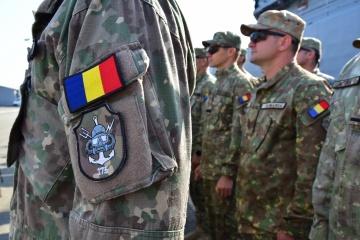 В Румынии стартовали международные учения «Дайв-2021»