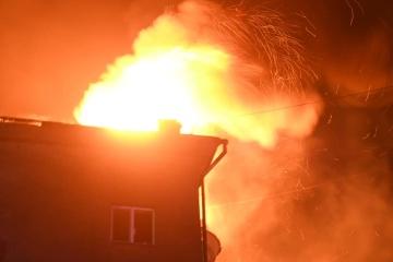 Пожар в запорожской многоэтажке: каждый пострадавший получит до ₴25 тысяч помощи