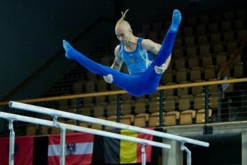 Гимнаст Пахнюк стал седьмым в упражнениях на брусьях в Токио-2020