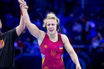 Украинская борчиха Черкасова выиграла «бронзу» токийской Олимпиады