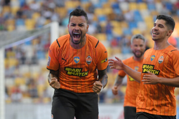 Shakhtar beat Genk in Champions League qualifier