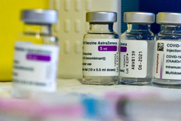 Lithuania sends to Ukraine first batch of donated vaccine