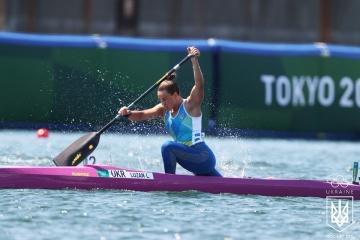 カヌー・スプリント女子カナディアンシングル200m ルザンが銅獲得=東京五輪