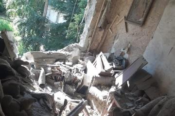 Ostukraine: Ortsbewohner bei Beschuss von Krasnohoriwka verletzt