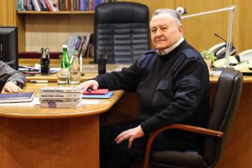 Muere Yevguén Marchuk a los 81 años