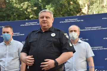 Le chef de la police de Kyiv a déposé sa lettre de démission