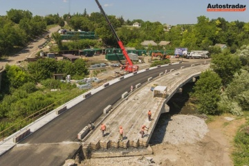 На Вінниччині стартувало будівництво мосту Ямпіль - Косеуць через Дністер
