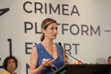 """Experten beraten in Kyjiw über """"Krim-Plattform"""""""