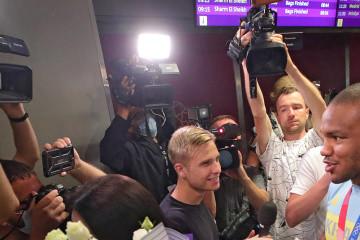 金メダル獲得のベレニューク「準備がなければ、どう踏み込んでもチャンスはない」