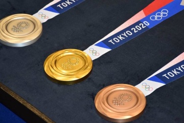 Ukrainian Olympic athletes to get from $55,000 to $125,000 for medals