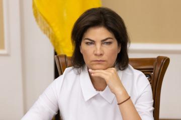 Venediktova, CoE representatives discuss human rights violations in occupied Crimea