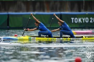 女子カナディアンペア500m ルザン・チェトヴェリコヴァのペアが銀メダル=東京五輪