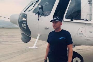 Bekämpfung von Walbrände in der Türkei: Pilot von Ukrainian Helicopters erzählt Details