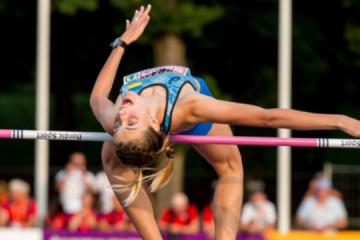 女子走り高跳び、マフチフが銅メダル=東京五輪